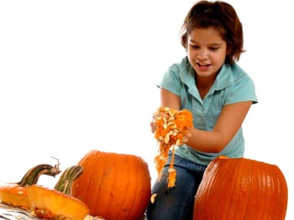 Red pumpkin bhaji