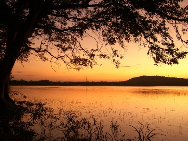 Kandy Lake: