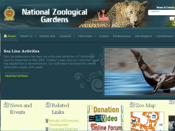National Zoological Gardens: