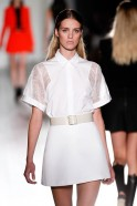 Victoria Beckham - Presentation - Spring 2013 Mercedes-Benz Fashion Week