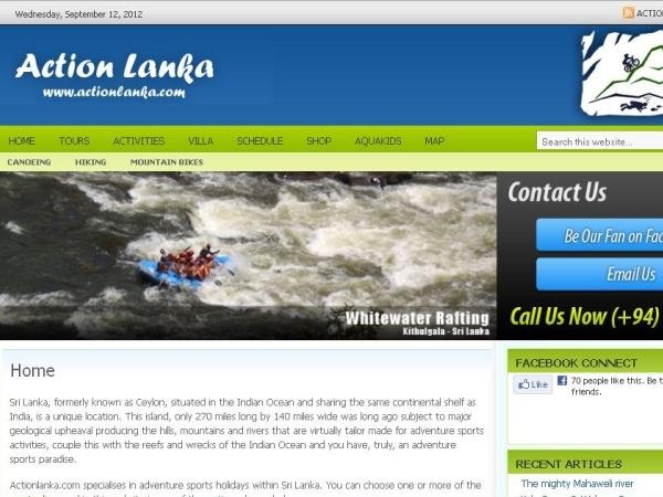 Action Lanka: