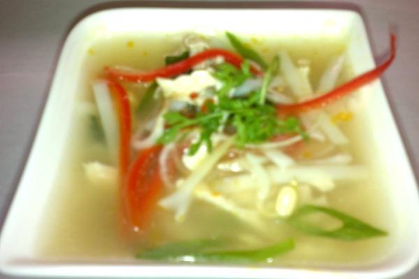 Vietnamese Phó (Vietnamese Noodle Soup)