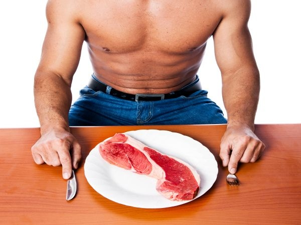 Food Myth: Eat lots of protein to build muscles