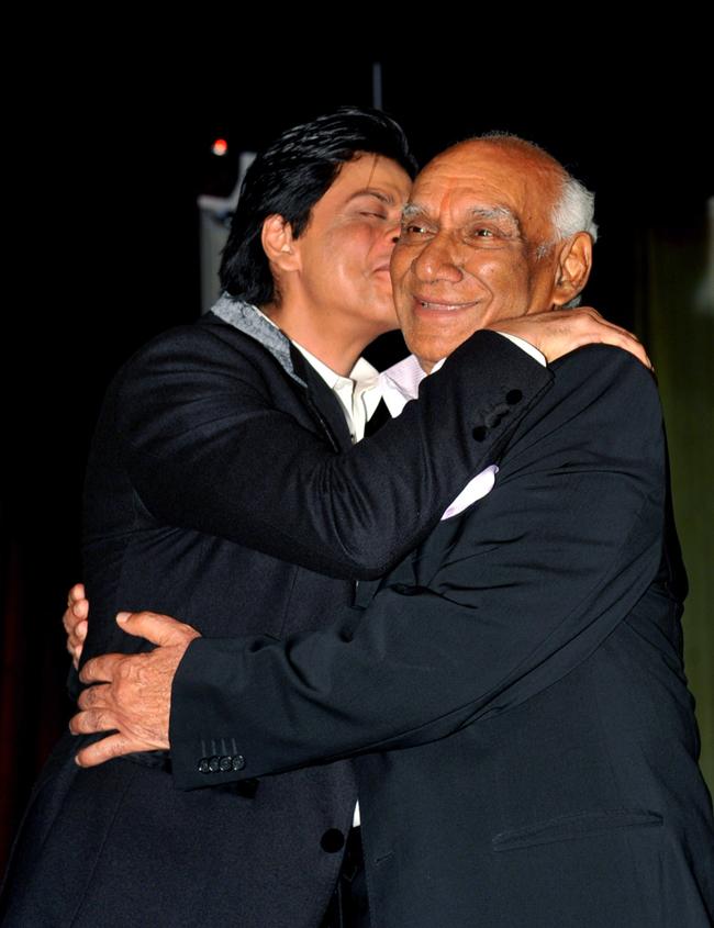 SRK-Yash Chopra