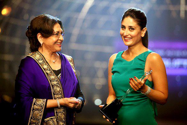 Kareena Kapoor and Helen