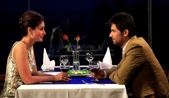 Kareena Kapoor and Randeep Hooda