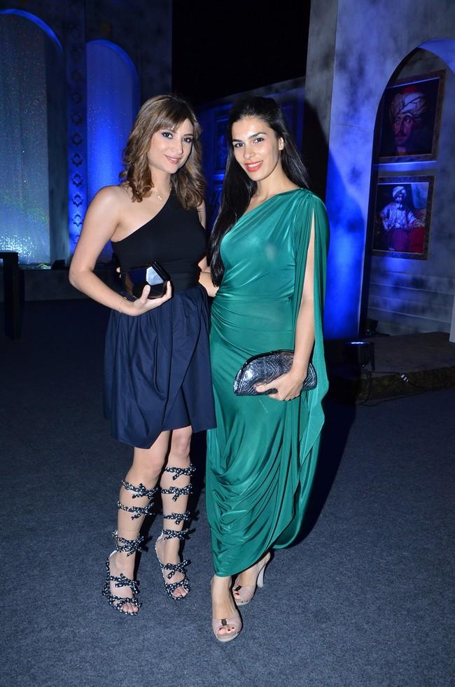Michelle Poonawala and Namrata Baruah