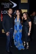 Shane Peacock, Anusha Dandekar and Falguni Peacock