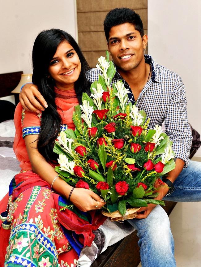 Umesh Yadav Gets Engaged to Tania Wadhwa
