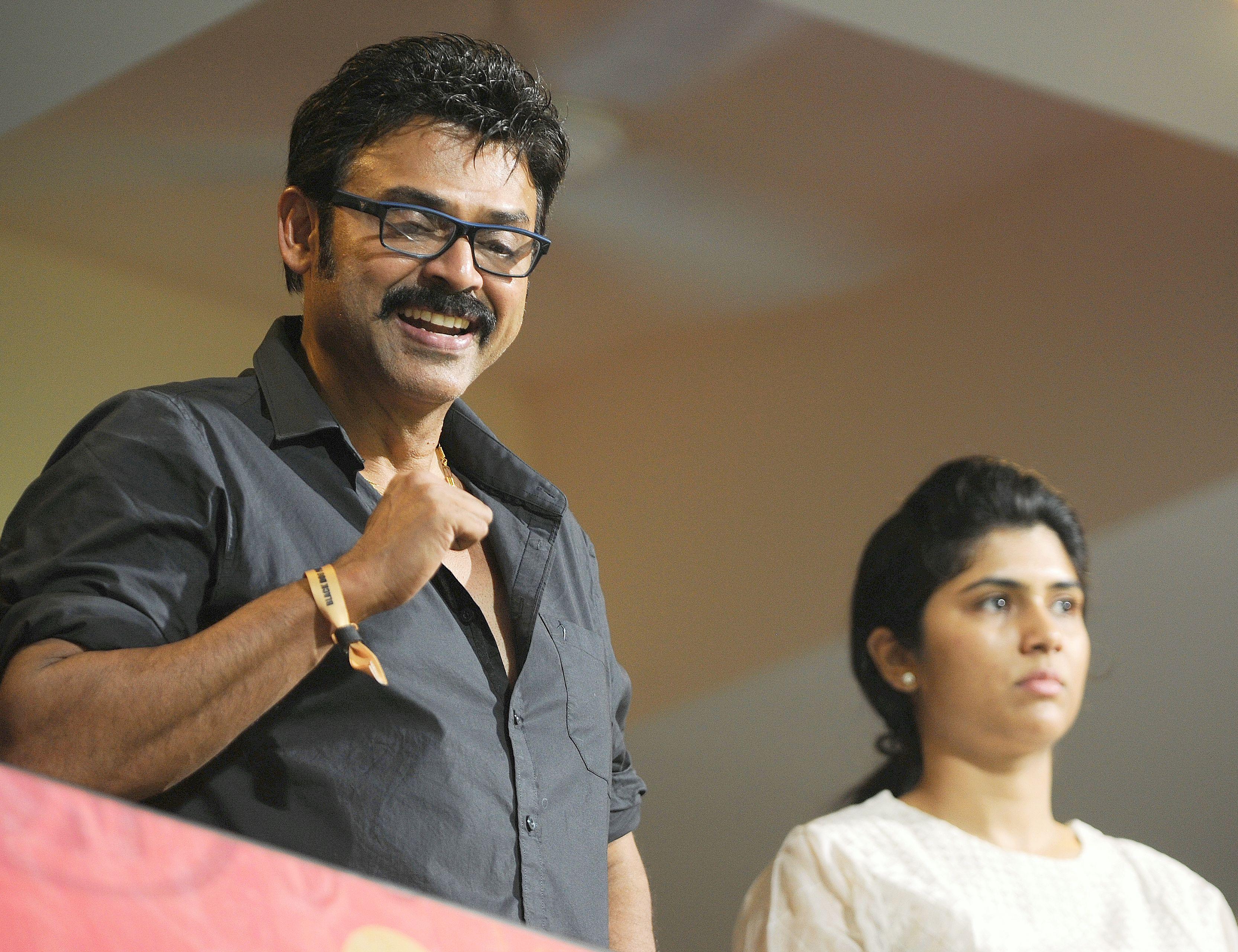 Venkatesh at IPL