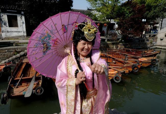 Beautiful Gardens of Suzhou