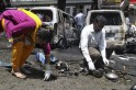Bangalore Blasts: Scenes from the Site of Explosion