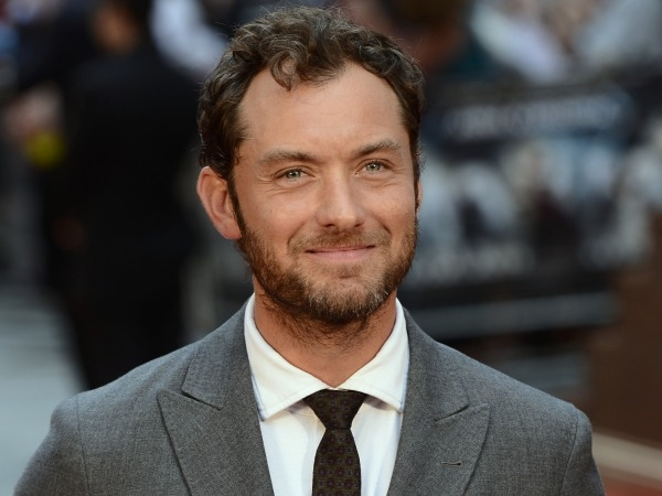 Celebrities in the News:Jude Law
