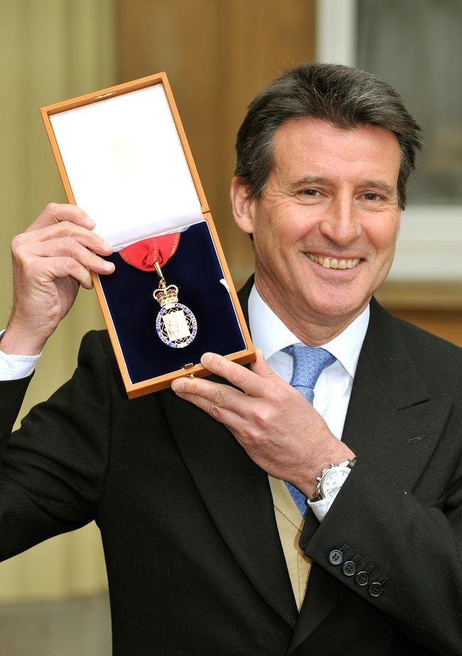 Lord Sebastian Coe-London 2012 Games Chairman
