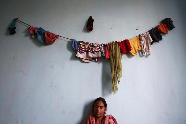 Illegal Living in India