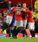 Manchester United Wins the English Premier League