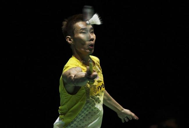 Easy Outing for Lee Chong Wei