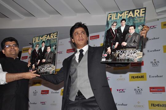 Jitesh Pillai, SRK