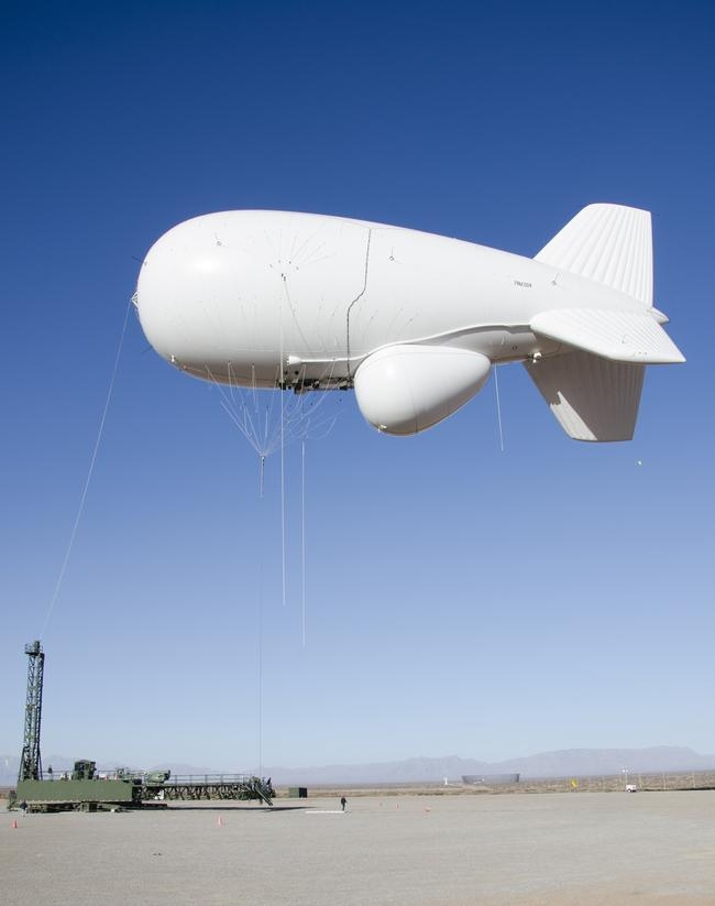 US Navy Tests New Aerial Tool