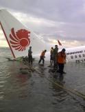 Lion Air plane crashes into sea