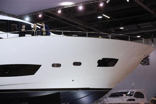 2013 London Boat Show