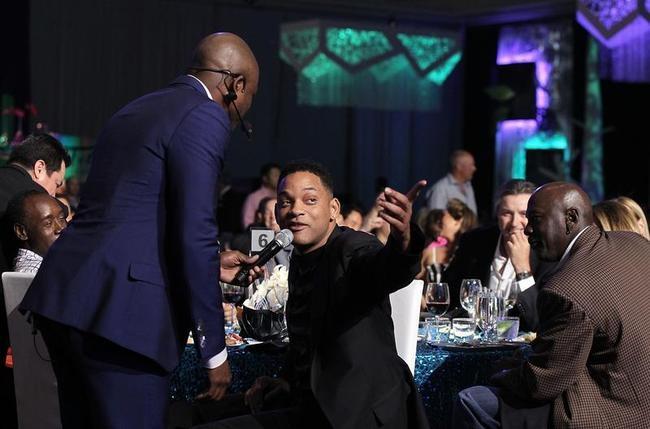 12th Annual Michael Jordan Celebrity Invitational Gala