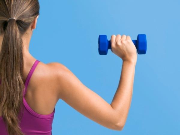 Useless Weight Loss Equipments: Ultra light dumbbells