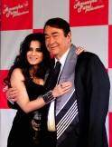 Ameesha Patel, Randhir Kapoor