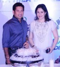 Sachin Tendulkar Cuts 40th Birthday Cake