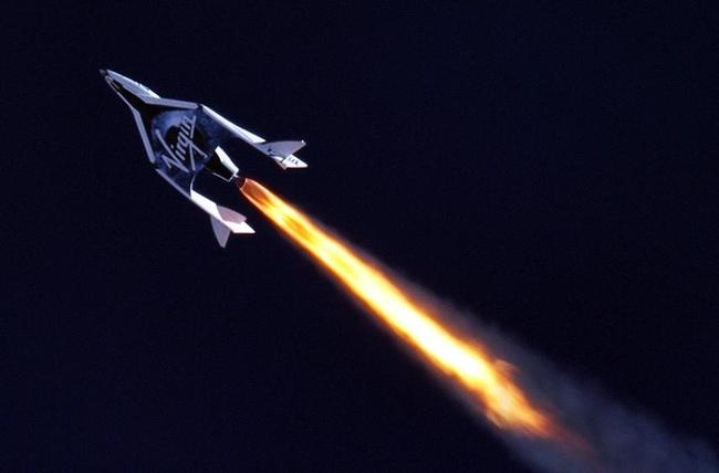 Virgin Galactic Breaks Sound Barrier
