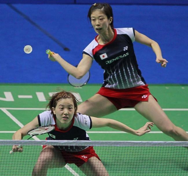 Miyuki Maeda and Satoko Suetsuna