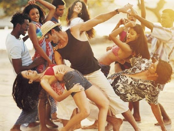 Summer Sport: Dancing
