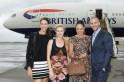 British Airways 777 High Tea Event