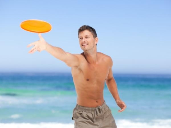 Summer Sport: Frisbee
