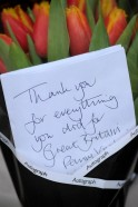Heartfelt Tributes for Margaret Thatcher