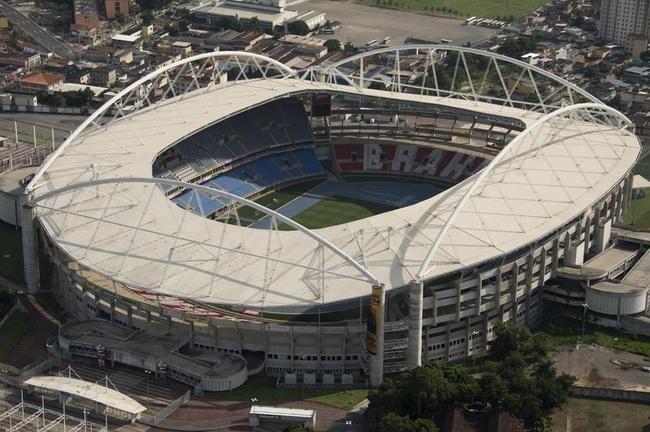 Aerial Views of Rio De Janeiro