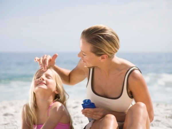 Summer Health Care Tips: Skin care: Sunburn