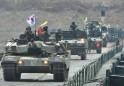 South Korean Army Tanks