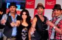 Zayed Khan, Ameesha Patel, Sahil Shroff, Ravi Kishan