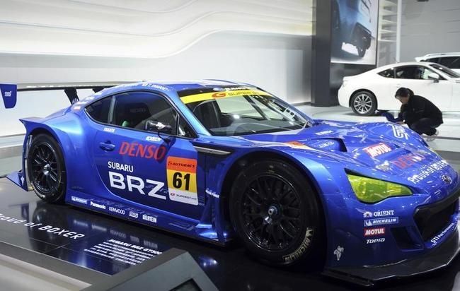 Subaru BRZ Sports Car