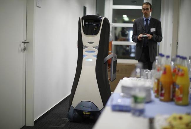 Care-O-Bot Service Robot