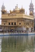 Serene Golden Temple