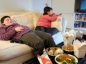 High Blood Pressure Cause # 9: Lazy life