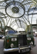 Paris Retromobile vintage Car Show