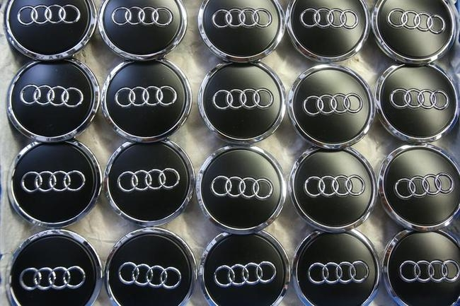 New Audi A3 Production