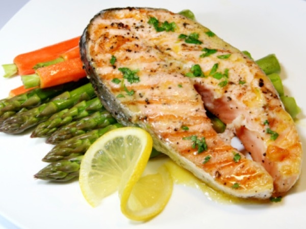 IPL Party Snack # 8: Pan Grilled Fish