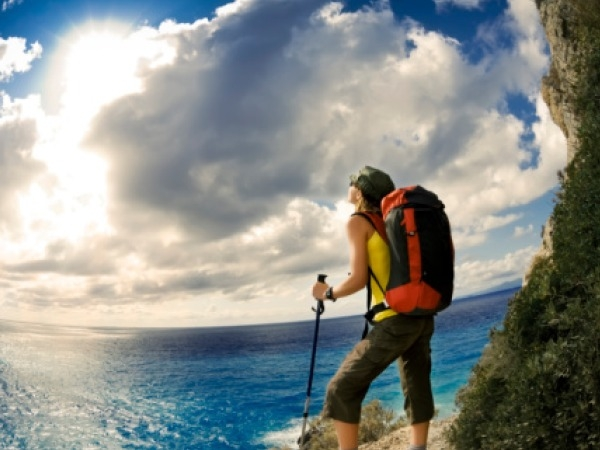 Summer Sport : Hiking