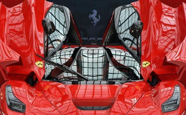 LaFerrari Limited Edition Car