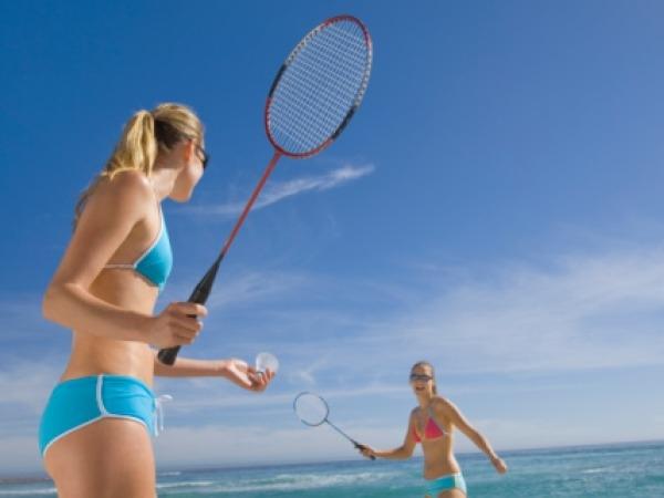 Summer Sport: Badminton