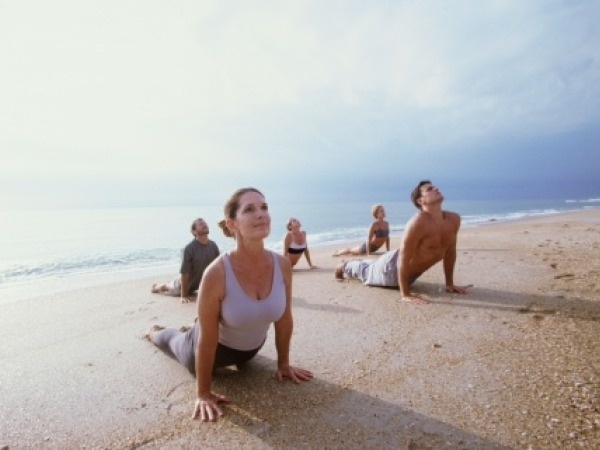The Cobra Pose (Bhujangasana)